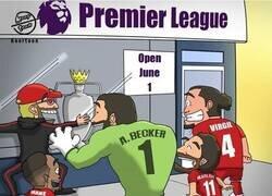 Enlace a El Liverpool ve como su liga se reabrirá, por @koortoon
