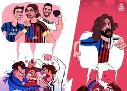 Enlace a El futbolista que pone de acuerdo a toda Italia, por @inside__arts