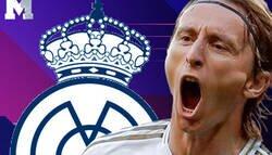 Enlace a Esta metida de pata del Real Madrid con Modric está muy infravalorada