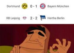 Enlace a Una jornada inmejorable para el Bayern