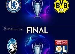 Enlace a ¿Cuál te hubiese gustado que fuese la final de Champions?
