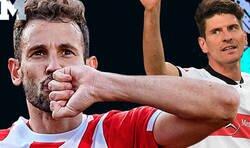 Enlace a Grandes futbolistas que actualmente juegan en la segunda división de una liga europea