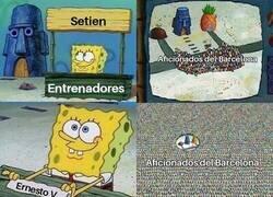 Enlace a Viendo a Setien a lo mejor Ernesto no era tan malo malo