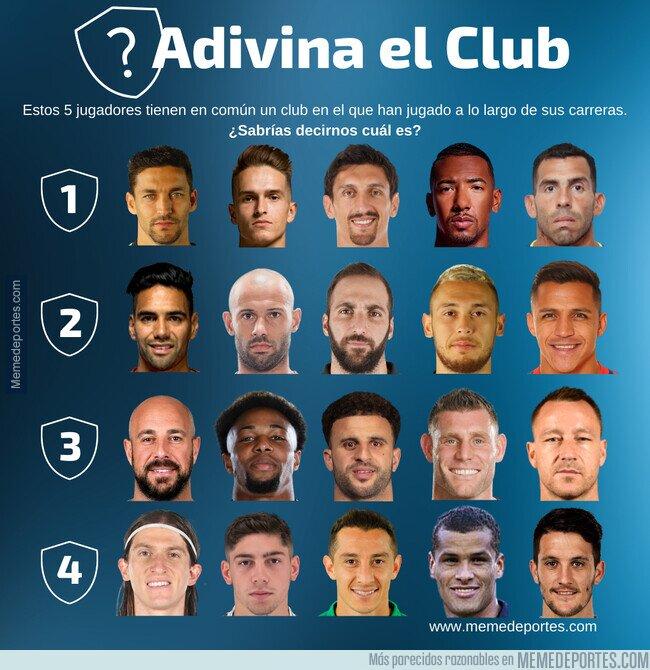 1108003 - Adivina el Club