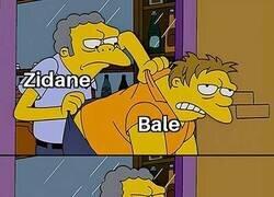 Enlace a Zidane vs Bale