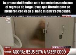 Enlace a En Portugal se han vuelto locos con Jorge Jesus