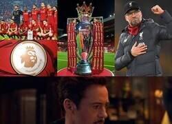 Enlace a Por fin levantarán una Premier League