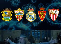 Enlace a El fútbol español se tambalea