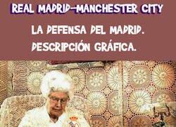 Enlace a La defensa del Madrid a tope