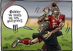 Enlace a El Madrid se aferra al polaco, por @yesnocse