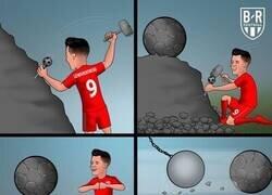 Enlace a ¿Era el año del Balón de Oro de Lewandowski? Por @brfootball