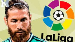 Enlace a LaLiga pregunta si Sergio Ramos es el mejor defensa que se ha visto en la historia de LaLiga y las respuestas son demoledoras