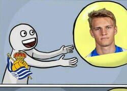 Enlace a El Madrid decide recuperar a Odegaard