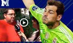 Enlace a No olvidemos la entrevista a gente de Móstoles cuando la carrera de Casillas iba cuesta abajo y así le intentaban defender jajajajaja