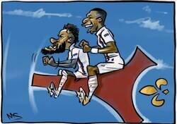 Enlace a El PSG avanza a semifinales, por @yesnocse