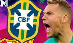 Enlace a Los alemanes que estuvieron en el 1-7 a Brasil y el 2-8 al Barça