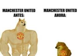 Enlace a Mi viejo United ya no es lo que era