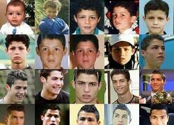 Enlace a Cómo cambió Ronaldo
