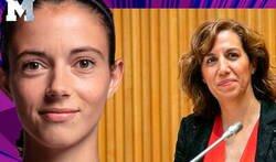 Enlace a Aitana Bonmatí le acaba de pegar un palito tremendo a Irene Lozano tras felicitarlas por el pase de fase en Champions