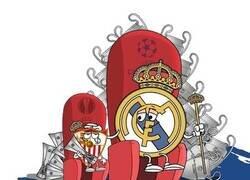 Enlace a Real Madrid y Sevilla, Reyes de Europa