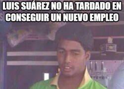 Enlace a Luis Suárez regresa a sus orígenes