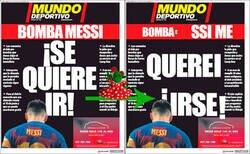 Enlace a Messi querei ¡irse!
