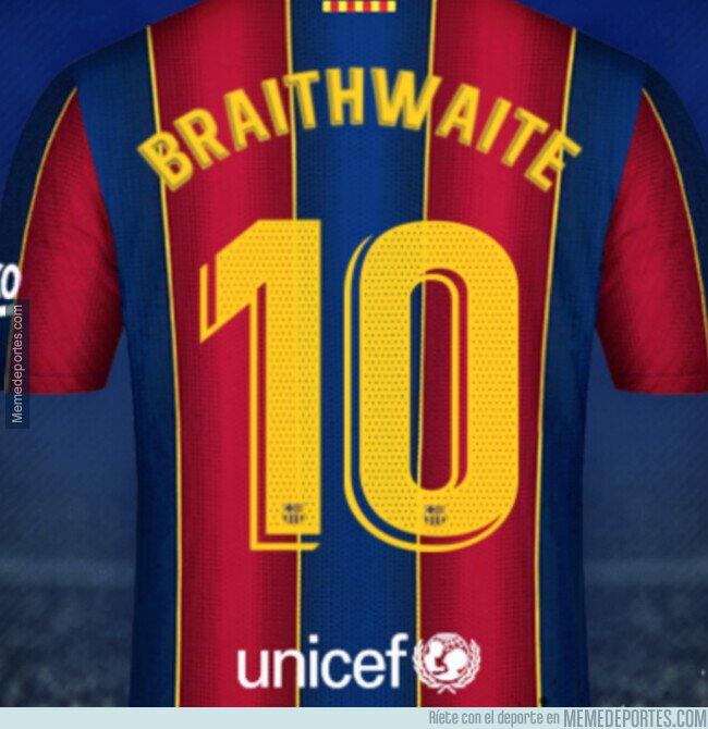 1114527 - El próximo 10 del Barcelona
