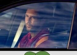 Enlace a Sad Messi