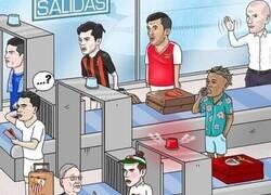 Enlace a Así está la operación salida en el Real Madrid, por @postutd