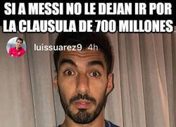 Enlace a Suárez tiene una pregunta