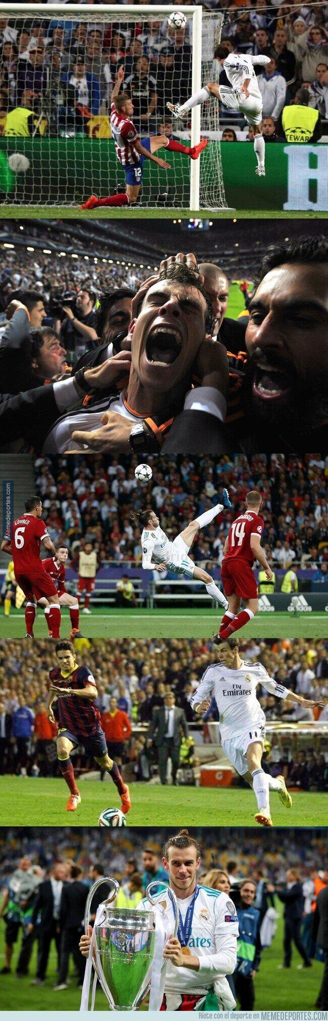1115907 - A pesar de las burlas, se marcha del Madrid un jugador al cual le deben muchísimo.