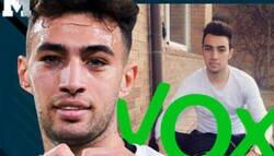 Enlace a Todo el mundo se está riendo de este votante de VOX por confundir a Munir con un MENA tras poner este mensaje