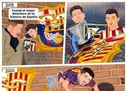 Enlace a Quédate con quien te haga los favores que el Barça le hace al Atlético, por @r4six