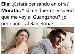 Enlace a Los sueños de Morata...
