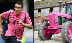 Enlace a El hilo que necesitabas en tu vida y no lo sabías en el que compara a Héctor Herrera con tractores