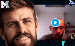 Enlace a Mascherano cuenta las brutales bromas que les hacía Gerard Piqué a todos los del Barça