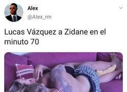 Enlace a La tentación de Zidane @alex_rm