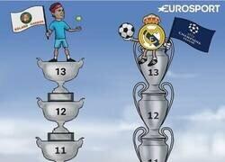 Enlace a Real Madrid y Rafa Nadal, vidas paralelas, por @zezocartoons