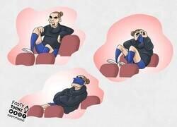 Enlace a Griezmann se parece cada día más a Bale, por @footytoonz