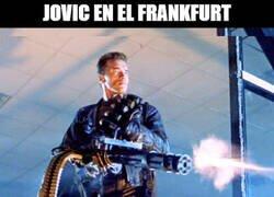 Enlace a Jovic no hace un gol ni el FIFA