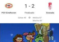 Enlace a ¡Enorme debut europeo para el Granada!