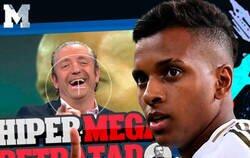 Enlace a Acusan de racismo a Josep Pedrerol por este mensaje sobre Vinicius y Rodrygo tras el partido de Champions