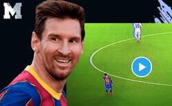 Enlace a Escándalo total por lo que hizo Messi en pleno partido contra el Dynamo de Kiev que todos están criticando