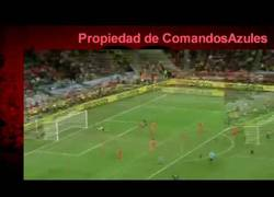 Enlace a El gol de España retransmitido en varias emisoras