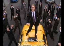 Enlace a Barney Stinson - El Musical