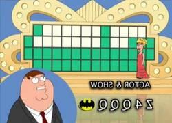 Enlace a Peter en la ruleta