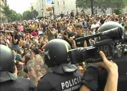Enlace a Los invencibles de la plaza Catalunya