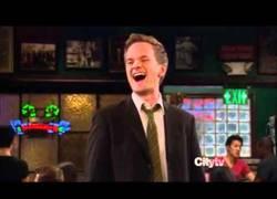 Enlace a Barney Stinson's Evil Laugh