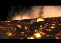 Enlace a ¿Qué pasaría si un asteroide chocara contra la tierra?