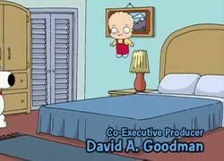 Enlace a Padre de familia-La formacion de la cabeza de Stewie